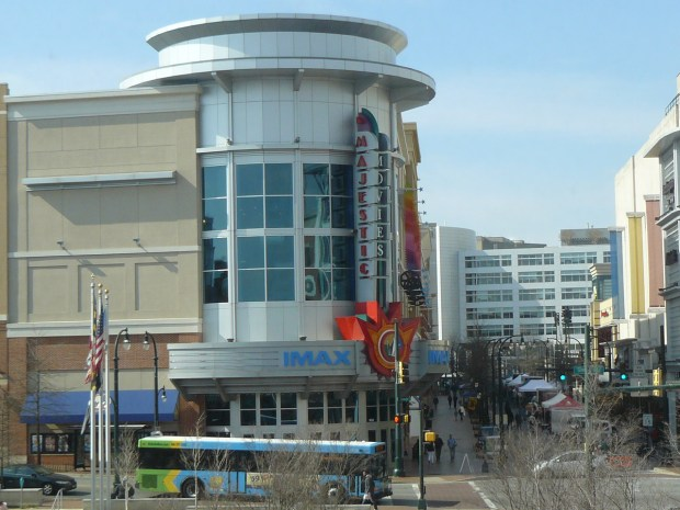 Downtown Silver Spring, Maryland