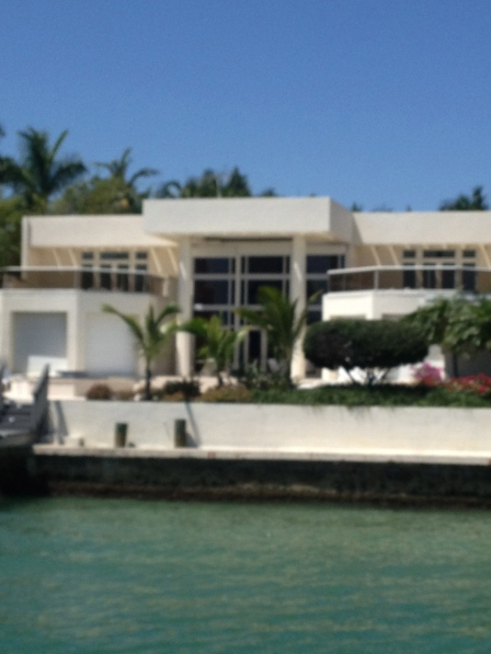 Don Johnson's Miami Vice house